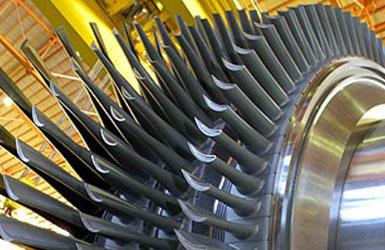 توربینهای گازی صنعتی